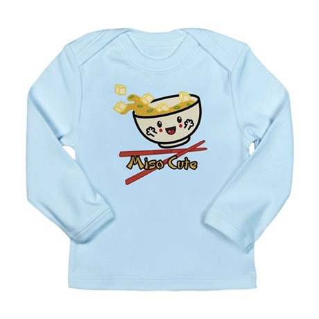 Miso Cute Infant Long Sleeve T-Shirt
