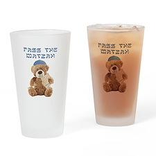 Pass the Matzah Drinking Glass
