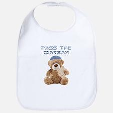 Pass the Matzah Bib