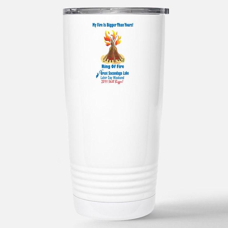 Ring Of Fire 2011 Travel Mug