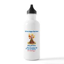 Ring Of Fire 2011 Water Bottle