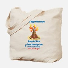 Ring Of Fire 2011 Tote Bag