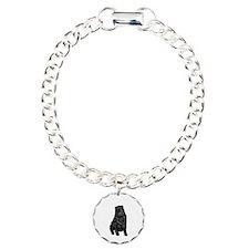 SharPei (blk) Bracelet