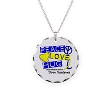 DS Peace Love Hug 1 Necklace