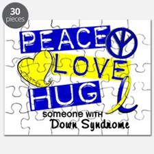 DS Peace Love Hug 1 Puzzle