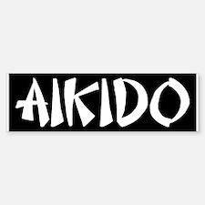 Aikido (bumper) Bumper Bumper Bumper Sticker