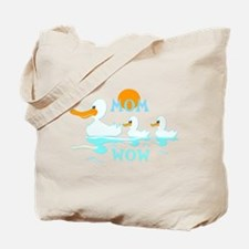 MOM WOW Reflection Mothers Day Tote Bag