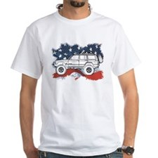 The All American XJ Ash Grey T-Shirt