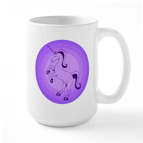 Purple Unicorn Mugs