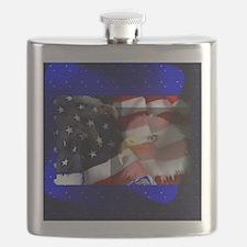 Double Eagle Flask