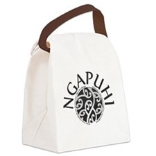 Ngapuhi Canvas Lunch Bag