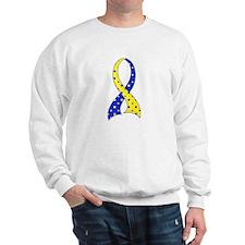 DS Polka Dot Ribbon Sweatshirt
