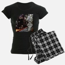 SQU Train Collage Pajamas