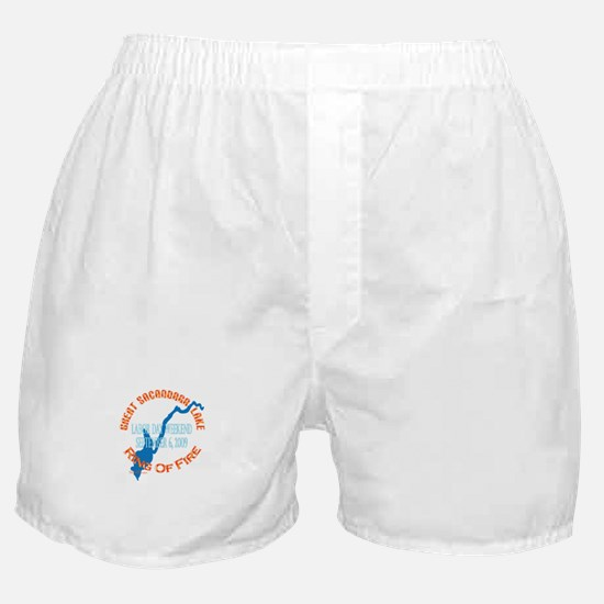 Ring Of Fire 2009 Boxer Shorts