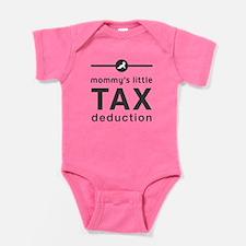 Mom's Tax Deduction Baby Bodysuit