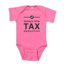 Mom's Tax Deduction Baby Bodysuit