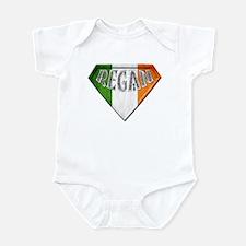 Regan Irish Superhero Infant Bodysuit