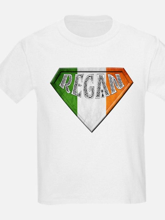 Regan Irish Superhero T-Shirt