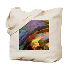 Abalone Sunset Tote Bag