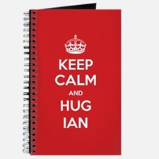 Hug Ian Journal