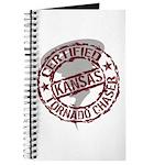 Kansas Tornado Chaser Journal
