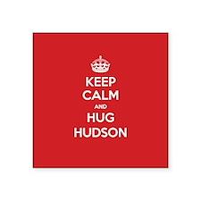 Hug Hudson Sticker