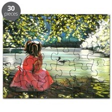 Under the trees Puzzle
