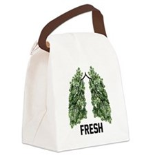 Fresh Air Canvas Lunch Bag