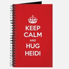 Hug Heidi Journal