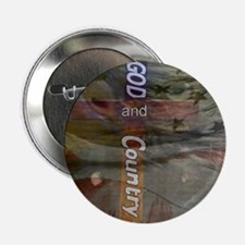 """God Country 2.25"""" Button"""
