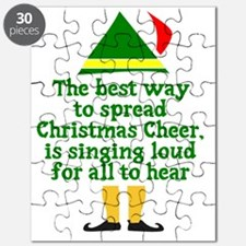 Christmas Cheer Puzzle