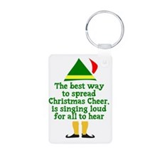Christmas Cheer Keychains