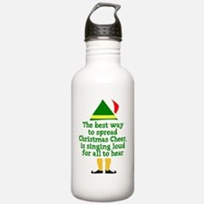 Christmas Cheer Water Bottle