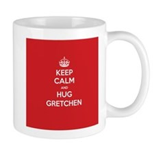 Hug Gretchen Mugs