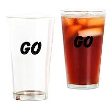 Go Drinking Glass