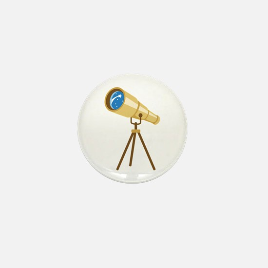 Stargazer Portable Telescope Mini Button