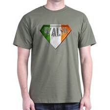 Walsh Irish Superhero T-Shirt