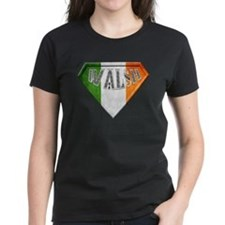 Walsh Irish Superhero Tee