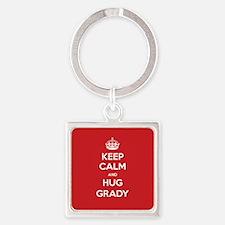 Hug Grady Keychains