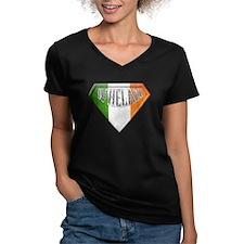 Whelan Irish Superhero Shirt