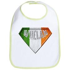 Whelan Irish Superhero Bib
