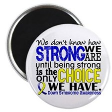 "DS How Strong We Are 2.25"" Magnet (100 pack)"