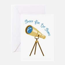 Shoot for the Stars Greeting Cards