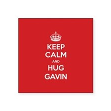Hug Gavin Sticker