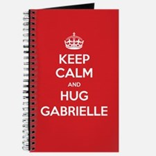Hug Gabrielle Journal