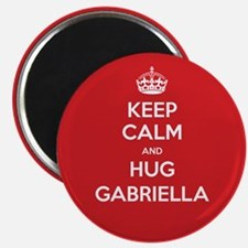 Hug Gabriella Magnets