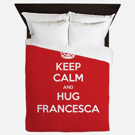 Hug Francesca Queen Duvet