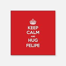 Hug Felipe Sticker