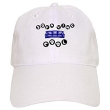 Sofa King Cool Baseball Cap