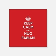 Hug Fabian Sticker